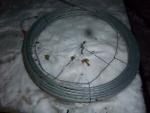 "3/8"" cable 75' - 100'  Galvanized"