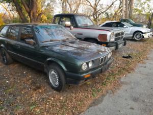 1990 BMW 318IT E30 TOURING WAGON **EHRL BUILT***RARE**OBO