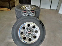 Winter tires for GMC Sierra