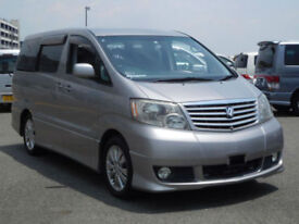 Toyota ALPHARD AS Premium Alcantara, Auto, Petrol, Grey, low mileage