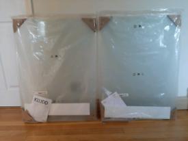 Large Glass Noticeboard IKEA Kludd