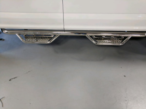 F150 Stainless steel steps