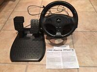 PS4 Thrustmaster T80 Steering Wheel