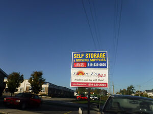 Great Rates On Storage.  First Cycle FREE!