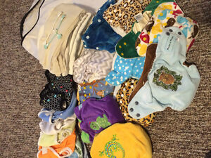 Cloth Diapers- All you need to get started!