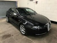Alfa Romeo GT Blackline 1.9 JTDM 150Bhp, Bose Sound, Leather Interior, Cruise Control, Warranty
