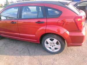 2008 Dodge Caliber As Is For Parts