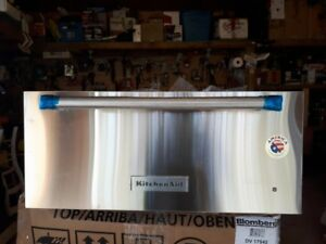 Kitchenaid 24 inch Stainless Steel Slow Cook Warming Drawer