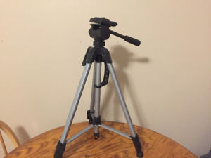 Camera Tripod with Carry Bag