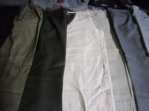 dress pants 32 1/2 waist X 28 inseam (they were altered) London Ontario image 3