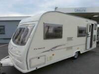 AVONDALE DART 556 6 BERTH CARAVAN WITH REAR BUNK BEDS..............TO CLEAR