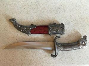 Antiques dagger for sale