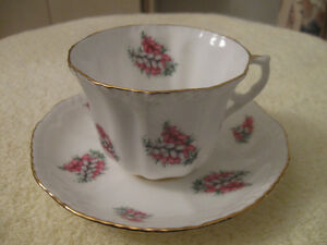 ROYAL GRAFTON OLD VINTAGE FINE BONE CHINA CUP and SAUCER