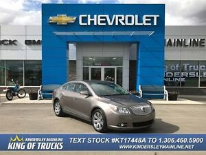 2011 Buick LaCrosse CXS  - Bluetooth -  Leather Seats - Low Mile