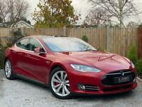 2016 Tesla Model S P90DL, Ludicrous Speed Upgrade, Free Supercharging, High Fide