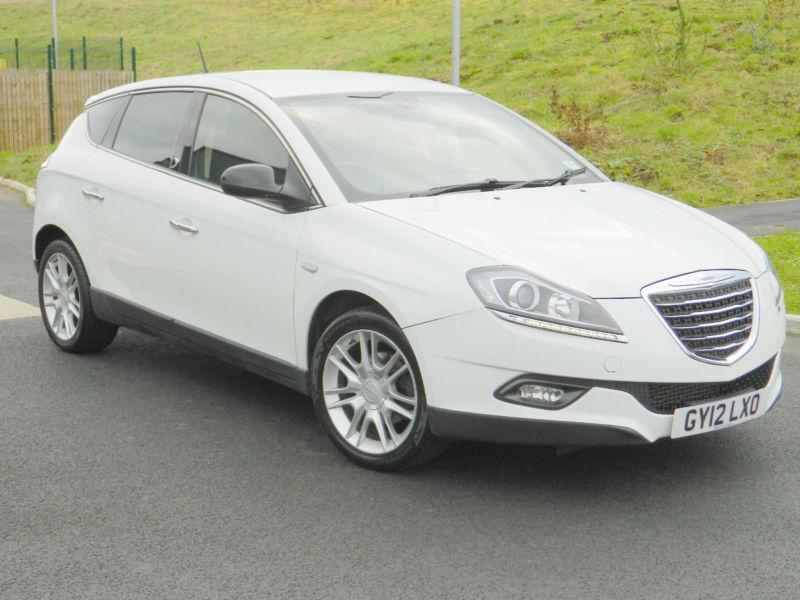 2012 12 Reg Chrysler Delta 1.6TD M-JET 120 SE