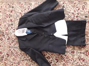 Toddler boy suit