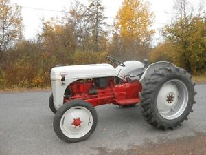 1948  8N  Tractor