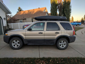 2007 Ford Escape XLT V6 SUV