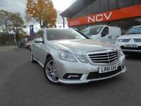 2011 MERCEDES BENZ E CLASS E250 Estate CDI BlueEFFICIENCY Sport 5dr Tip Auto [7]