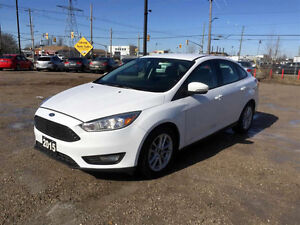 2015 FORD FOCUS SE ★ HEATED SEATS & STEERING ★ REAR CAM ★