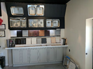 Kitchen and Bathroom DISPLAY AND OVERSTOCK BLOWOUT SALE