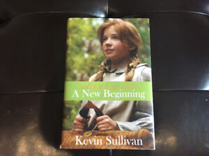Book Anne of green gables. By Kevin Sullivan