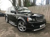 2012 12 Land Rover Range Rover Sport 3.0 SD V6 255bhp 4X4 Auto Autobiography