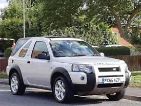 LAND ROVER FREELANDER 1.8 ES, GOOD SERVICE,LONG MOT,TOW BAR,HEATED/LEATHER SEATS