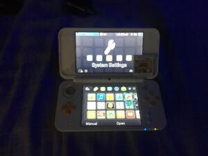 Nintendo 2ds XL *creamsicle* $120 O.B.O