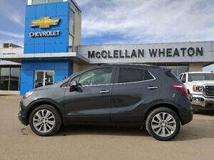 *** 2017 Buick Encore  --  Graphic Grey Metallic ***
