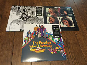BEATLES ~ Vinyl Lps Available at Retro Revolution Records