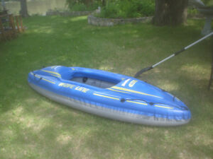 inflatable 9 ft.kayak boat