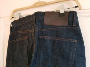 Naked and Famous Denim - SkinnyGuy - Indigo Selvedge - Size 30