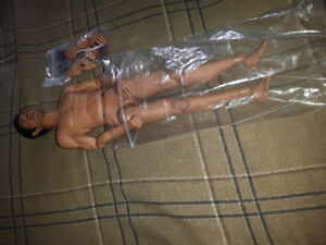 gang hood collectable bruce lee doll