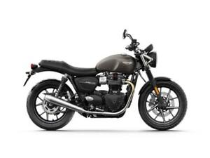 2019 Triumph Street Twin $600 Triumph Cash or  2.99% for 48 mont