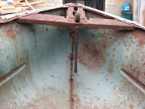 Western 1940/41 Ford Pickup hood, sell or trade London Ontario image 7