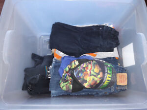 Boys clothing (ranging from 4T to size 7)