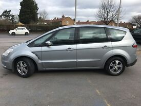 Ford S-Max 1.8TDCI ZETEC 6 SPEED 125PS (silver) 2006