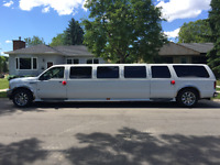 $85limo limousine anywhere in the city (wedding 110/h)