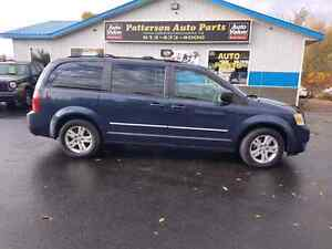 2008 dodge caravan dvd loaded  certified etested  Belleville Belleville Area image 5