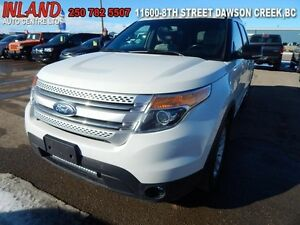 2012 Ford Explorer XLT  Tow Pkg, Light Bar, Power Lift Gate,Blin