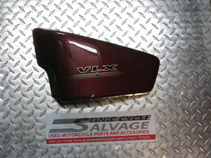 2001 honda vlx-600 side cover London Ontario image 1