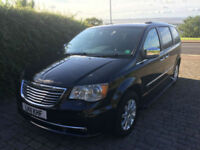 Chrysler Grand Voyager 2.8CRD auto 2011MY Limited STOW & GO