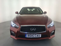 2015 INFINITI Q50 SPORT DIESEL AUTOMATIC 1 OWNER SERVICE HISTORY FINANCE PX