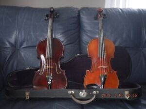 Violon allemand Erush Heinrichs Roth 1928 ( 514-946-8255)