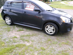 2009 PONTIAC VIBE 5 SPEED