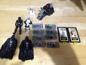 Star Wars- toy items