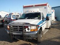 Looking for Ofa 3 medics and drivers for fire season