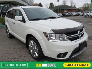 2013 Dodge Journey R/T AUT AWD A/C CUIR MAGS CAMERA BLUETOOTH GR